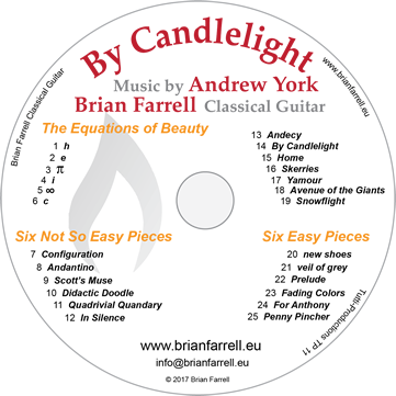 By Candlelight - Free Shipping