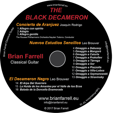 The Black Decameron - Free Shipping