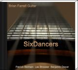SixDancers CD - Free Shipping